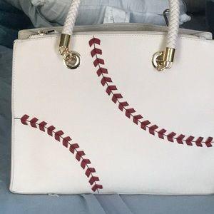 Handbags - Baseball Purse